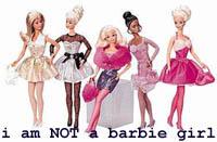 not a barbie