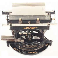 Mimeographtypewriter