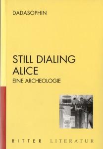 Buchcover Still dialing Alice